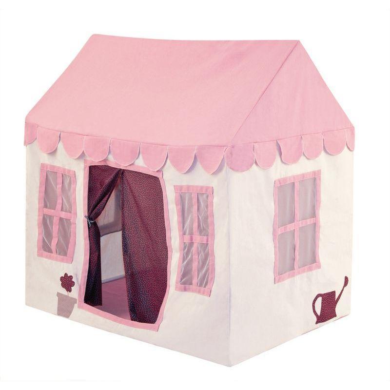 moulin roty la maison des coquettes en tissu les jouets de lou jouets d co bijoux moulin. Black Bedroom Furniture Sets. Home Design Ideas