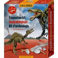 Kit de fouille Spinosaurus - T Rex World