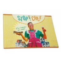Planche à découper Stop Chef