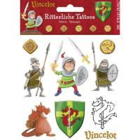 Tatouages Chevaliers Vincelot