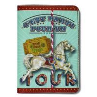 Protège passeport manège