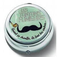 Cendrier de poche Moustaches