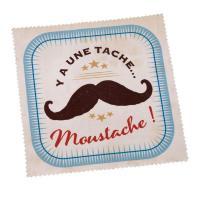 Chiffonnette Moustache