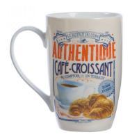 Mug Café Croissant