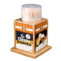 Boîte à cure dents Les Copains d'Abord