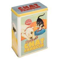 Boîte à croquettes Chatpardeur