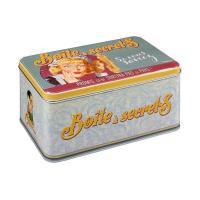 Boîte à secrets Adulte Chut