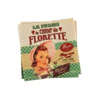 Serviettes en papier Florette