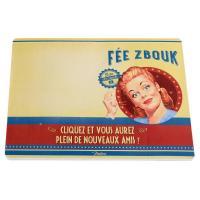 Tapis de souris Fee Zbouk