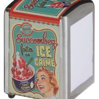 Distributeur à serviettes Ice crime