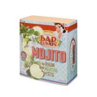 Coffret set cocktail Mojito