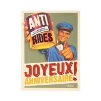Carte Postale Anti-Rides