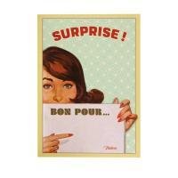 Carte Postale Bon Pour