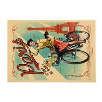 Carte postale Paris Paulette
