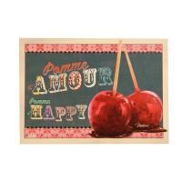 Carte Postale Pomme D'Amour