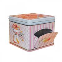Boîte à biscuit distributrice Happy thérapie-macaron