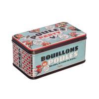 Boîte à cubes ou bouillons Poule Party