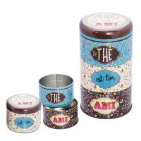 Boîtes à thé empilables Ton Ami