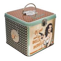 Boîte à vernis Belle et Rebelle