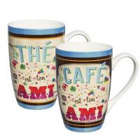 Coffret 2 mugs ton ami