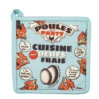 Manique Poules party