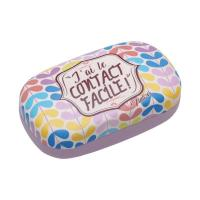 Etui lentilles Contact facile