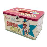 Boîte à médicaments sirops Super Héros