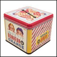 Boîte à biscuit distributrice Au petit bonheur la chance