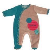 Pyjama Les Jolis pas Beaux 6 mois