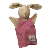 Sylvain le lapin marionnette La Grande Famille