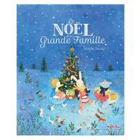 Livre Le Noël de La Grande Famille