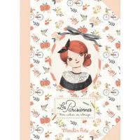 Cahier de coloriage Les Parisiennes