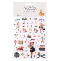 Stickers Les Parisiennes