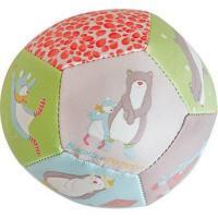 Ballon souple Biscotte et Pompon