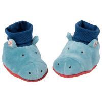 Chaussons Hippopotame Les Papoum