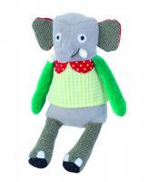 Poupée éléphant Les Popipop