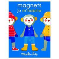 Personnages magnétiques Les Popipop