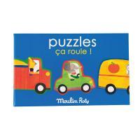 Puzzle Ca roule Les Popipop