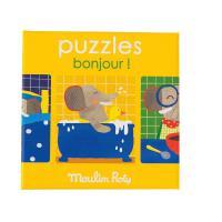 Puzzle Bonjour Les Popipop