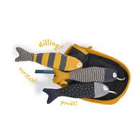 Boite à sardines Les Moustaches