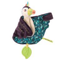 Doudou toucan Pakou - Dans la Jungle