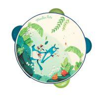 Tambourin bleu - Dans la jungle