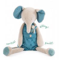 Éléphant géant - Sous mon baobab