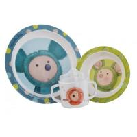 Set vaisselle koala les Zazous