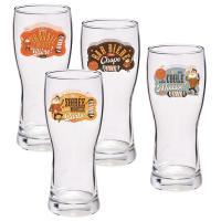 Set de 4 verres à bière Bar à bière shop