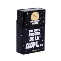 Etui à paquet de cigarettes Côté obscur