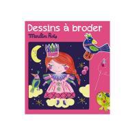 Dessins à broder Princesses d'ailleurs