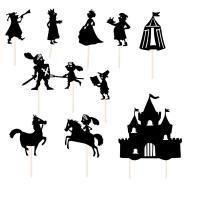 Ombres chevaliers - Les petites merveilles