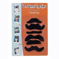 Set moustaches
