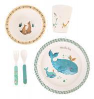 Set vaisselle - Le Voyage d'Olga